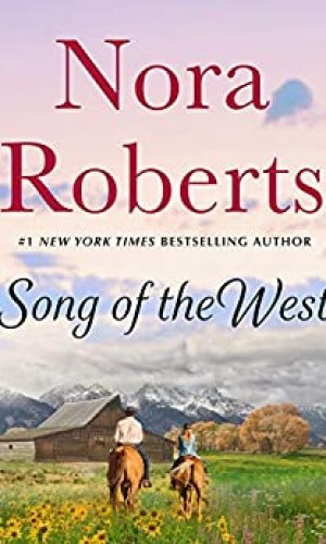 Song Of The West by Nora Roberts - Poppies and Jasmine