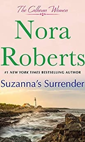 Suzanna's Surrender by Nora Roberts - Poppies and Jasmine