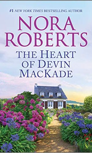 The Heart Of Devin MacKade by Nora Roberts - Poppies and Jasmine