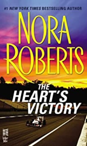 The Heart's Victory by Nora Roberts - Poppies and Jasmine