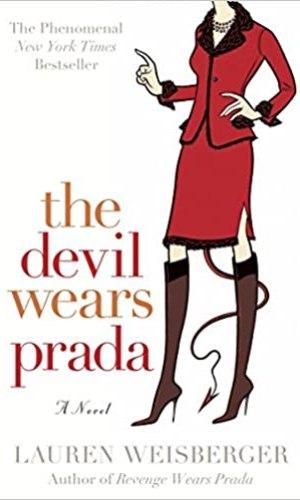 The Devil Wears Prada - Lauren Weisberger | Poppies and Jasmine