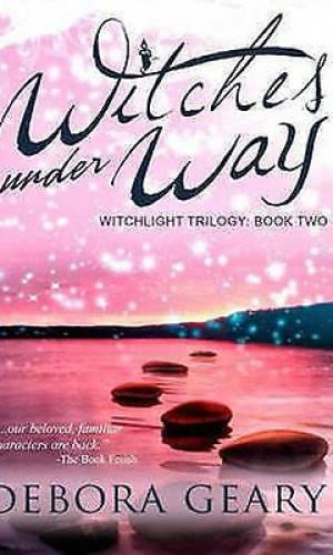 Witches Under Way - Debora Geary | Poppies and Jasmine