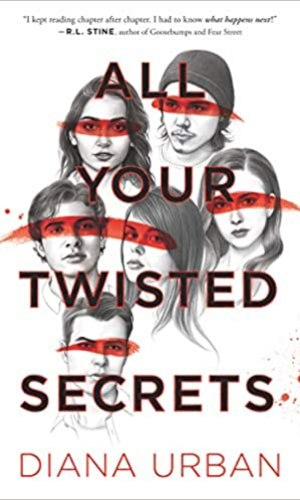 All Your Twisted Secrets - Diana Urban | Poppies and Jasmine