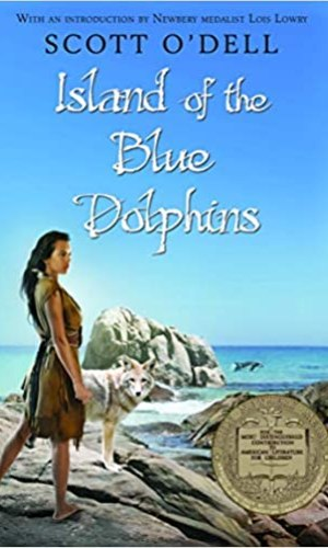 Island of the Blue Dolphins - Scott O'Dell | Childrens Books To Read With Your Kid - Poppies and Jasmine