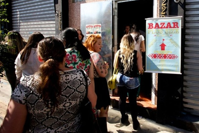 Bazar Pop Plus comemora 2 anos dia 6 de Dezembro na Oscar Freire