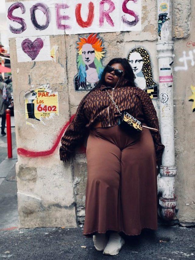 Jojo Todynho esbanja estilo em Paris
