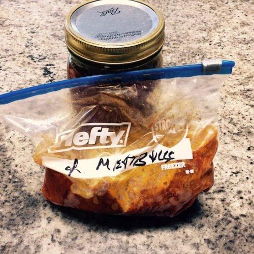 My Mom's Meatball Recipe8 poppopcooks.com