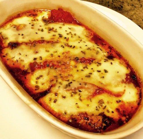 Zucchini Parmesan poppopcooks.com