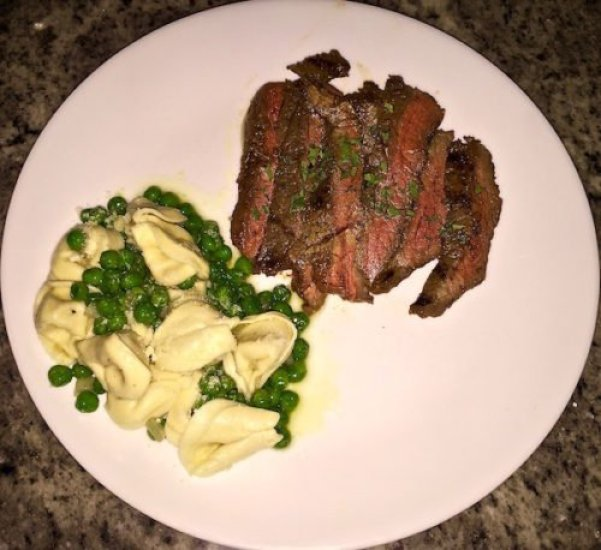 Grilled Flank Steak poppopcooks.com