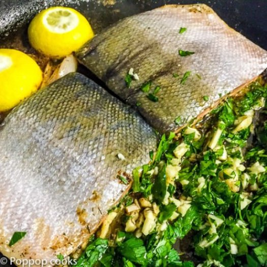 Lemon Parsley Salmon-3-poppopcooks.com