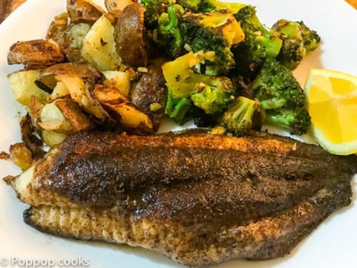 Blackened Catfish-10-poppopcooks.com-Quick and easy recipes-gluten free recipes-paleo recipes-catfish recipes-blackened fish recipes