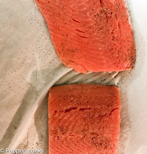 salmon filets-3-poppopcooks.com-salmon-salmon recipes-best salmon recipe-pan fried salmon-recipes for salmon