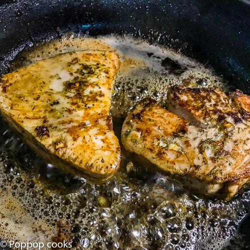 Pan Seared Tuna Steak-2-poppopcooks.com
