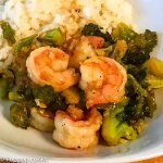 Shrimp and Broccoli Stir Fry-4-poppopcooks.com