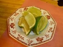 5 baja fish salad limes