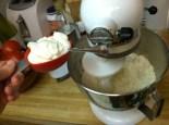 Adding The Sour Cream