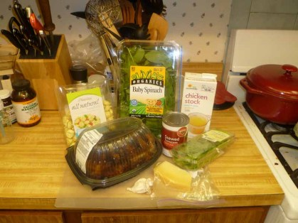 Tortellini Soup With Chicken Ingredients