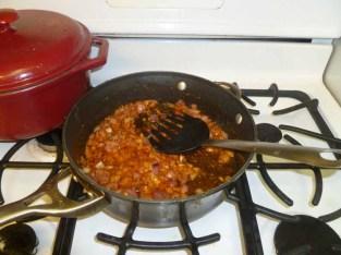 Tomato Paste Added