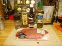 Sliced Steak Sensation Ingredients