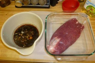 Marinade & Steak