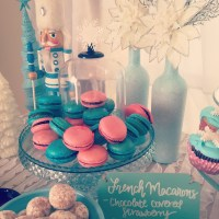 Audrey's Winter ONEderland 1st Birthday Party