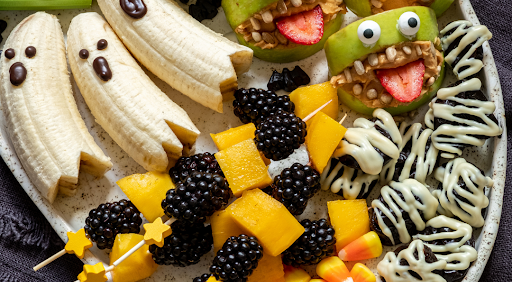 Have a Healthy Halloween!