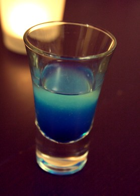 Shooter - Kamikaze blue3