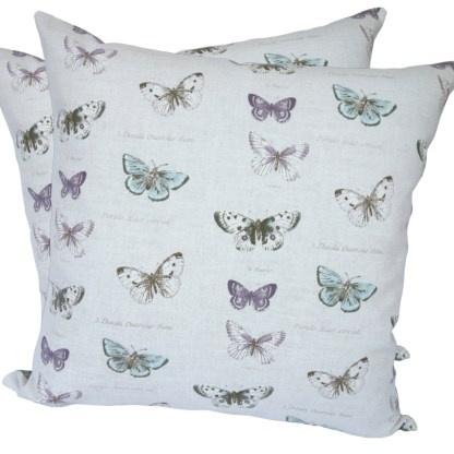 Butterfly Species Scatter Cushion