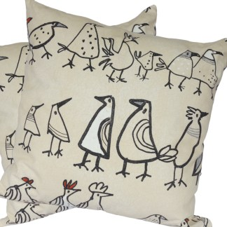 Character Chicks Scatter Cushion