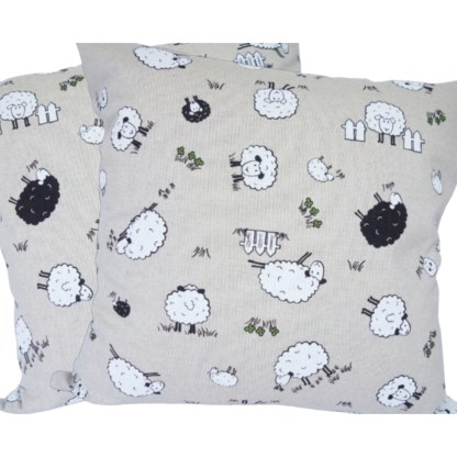 Character Sheep design Scatter Cushion