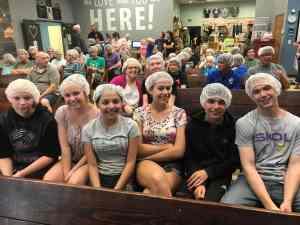 Service Event: PoP Packs Hope