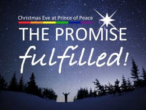 Christmas Eve at Prince of Peace