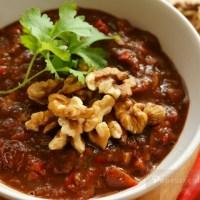 Lobio – gruzińska zupa z czerwonej fasoli