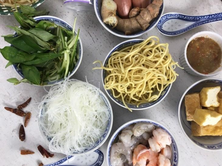 laksa malezyjska zupa