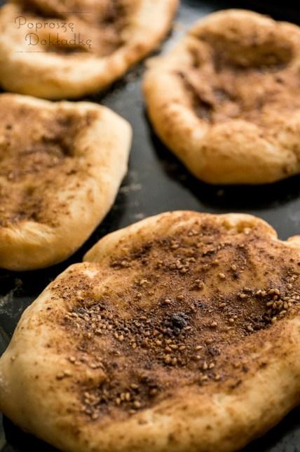 arabskie chlebki