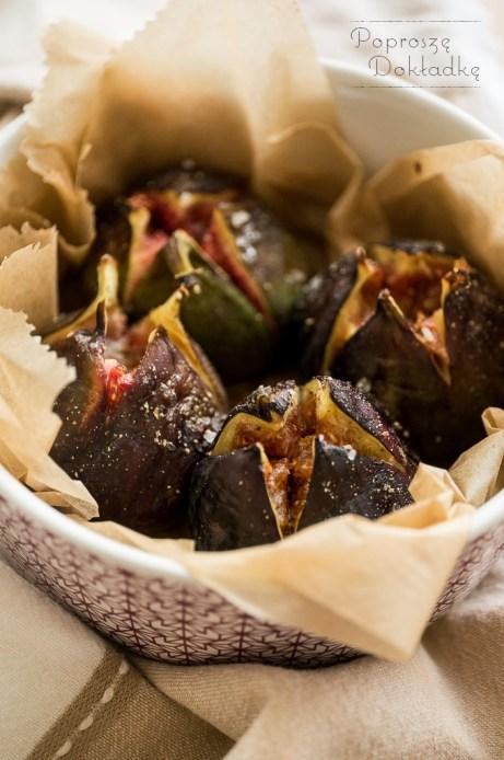 figi pieczone
