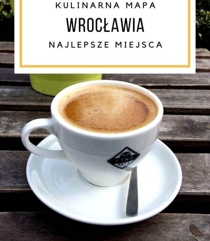 Kulinarna mapa Wrocławia - najlepsze miejsca