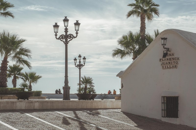 Spacer po starej części miasta, Kadyks