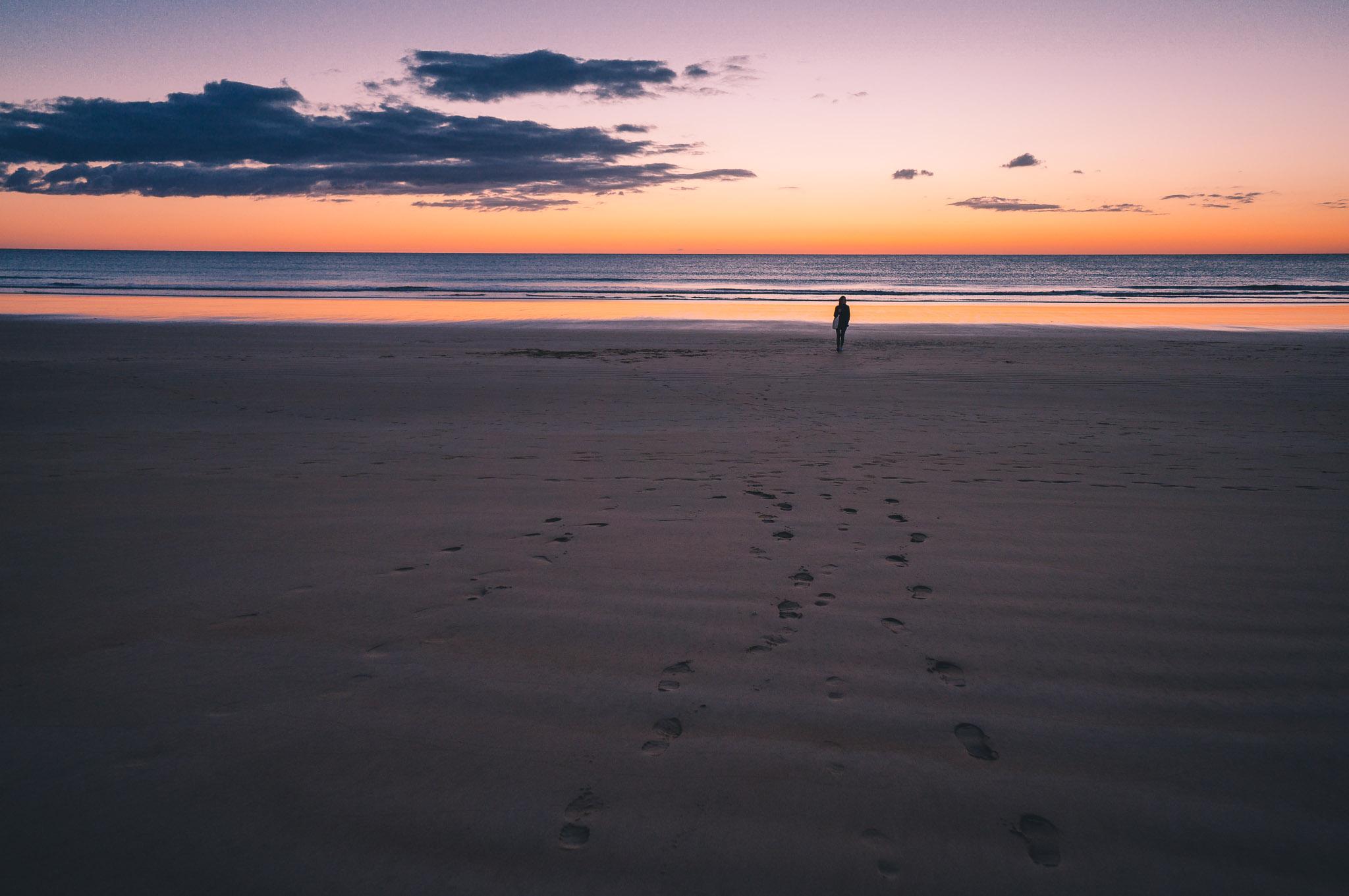Beach Conil de la Frontera, Andalusia, Spain