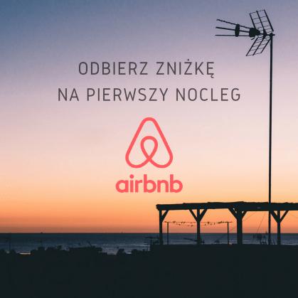Kupon Airbnb od Poproszę Dokładkę