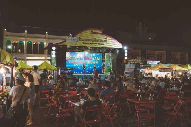 Walking Street Market - scene główna :-)