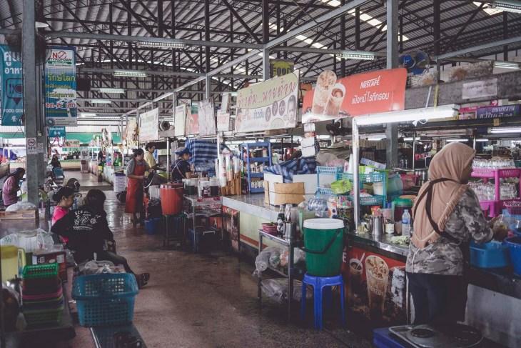Fresh Market, ogromna hala z przysmakami