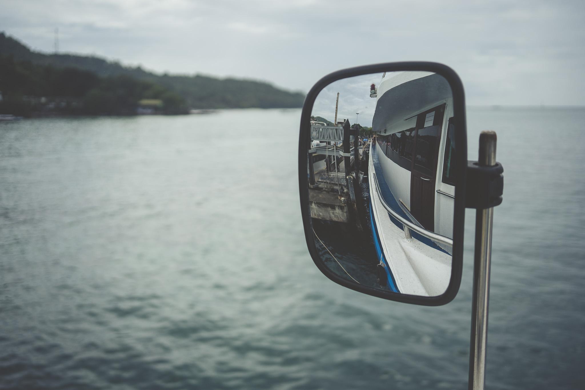 W drodze na Phi Phi