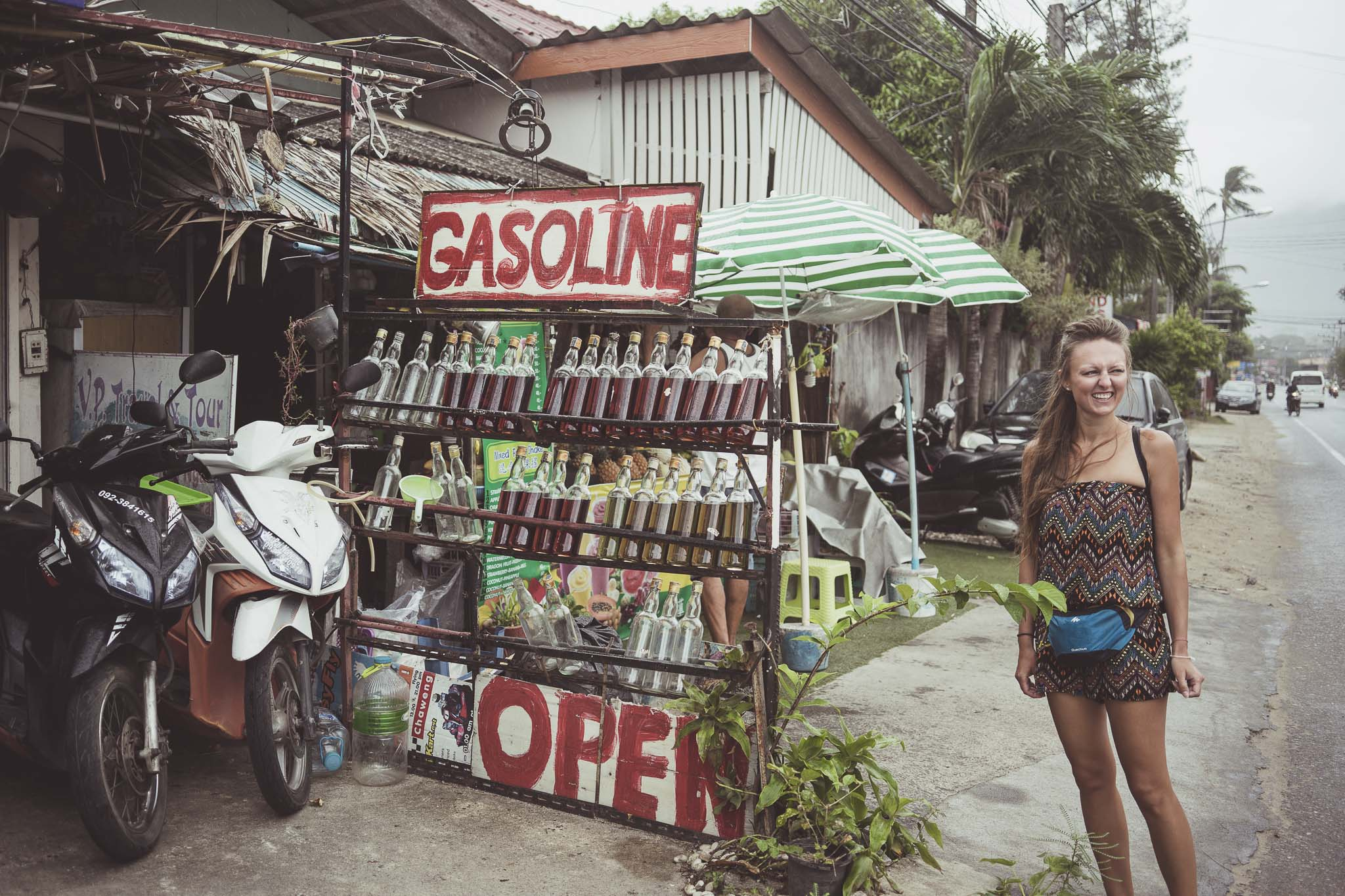 Kup pan gasoline, tanio