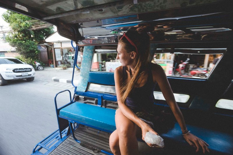 Transport publiczny na wyspie