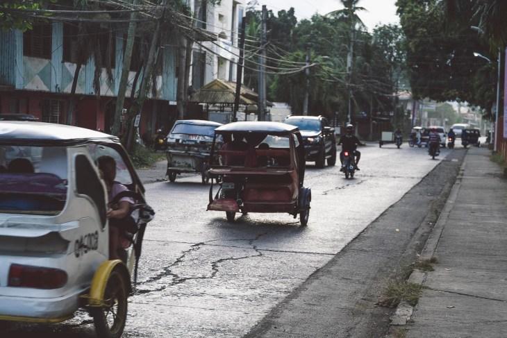 ulicami Puerto Princesa