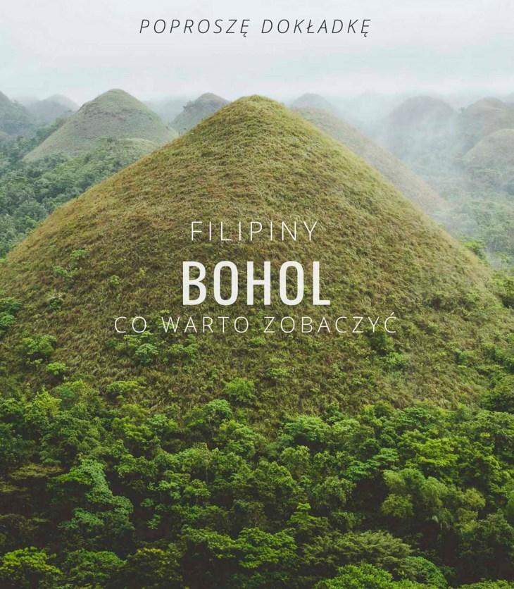 Filipiny, Bohol - co warto zobaczyć