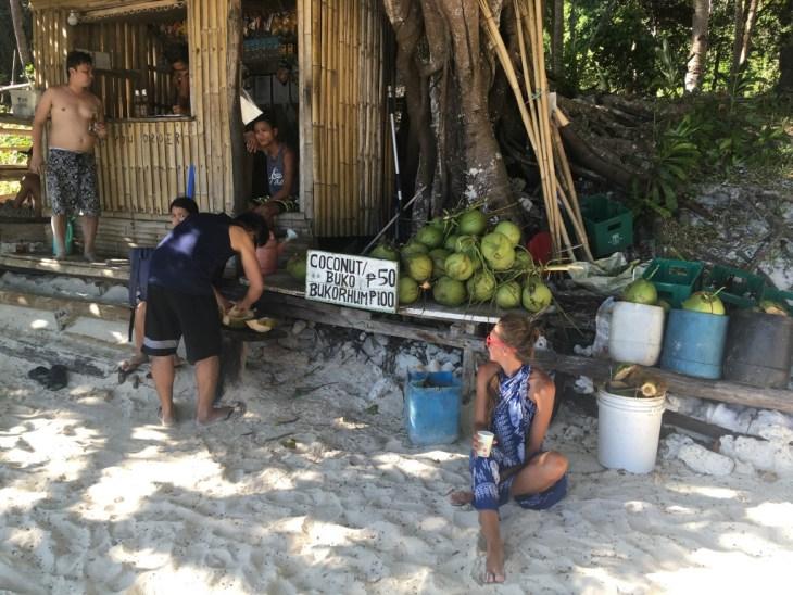 bar na plaży :-)