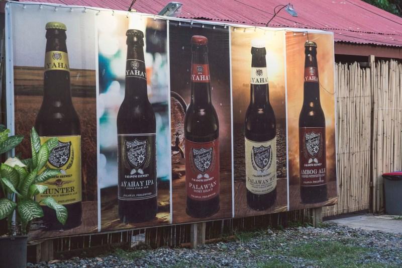 Palaweno Brewery, Puerto Princesa, Palawan