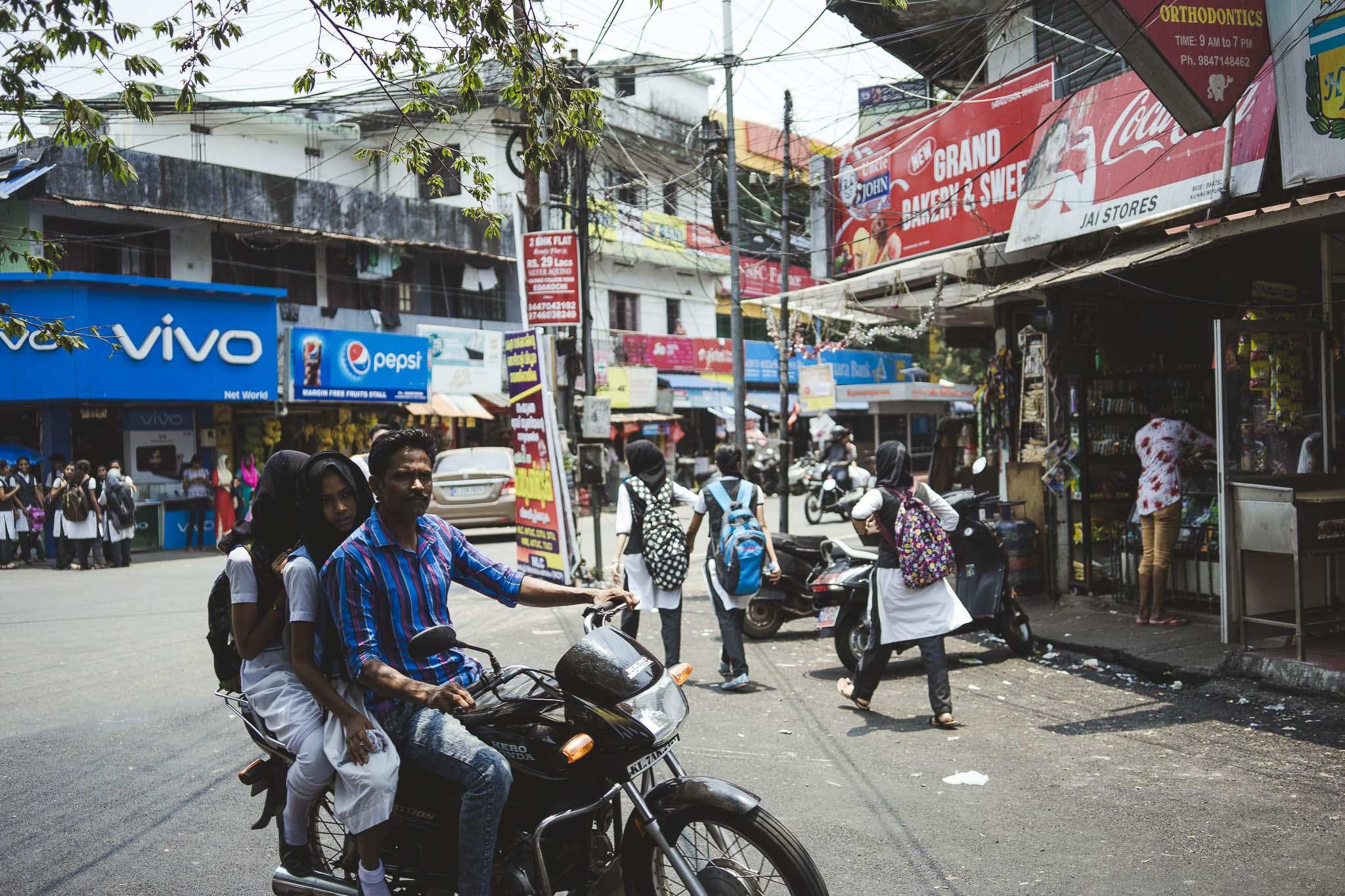 Koczin, Kerala, Indie